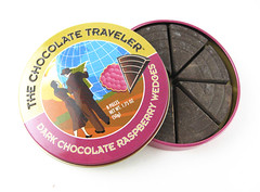 The Chocolate Traveler: Raspberry