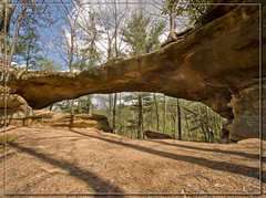 Princess Arch in Red River Gorge (peachesandolivia (4 years and counting!)) Tags: landscape shots kentucky arches exemplary worldwidelandscapes thebestofmimamorsgroups ourkentucky peachesandolivia