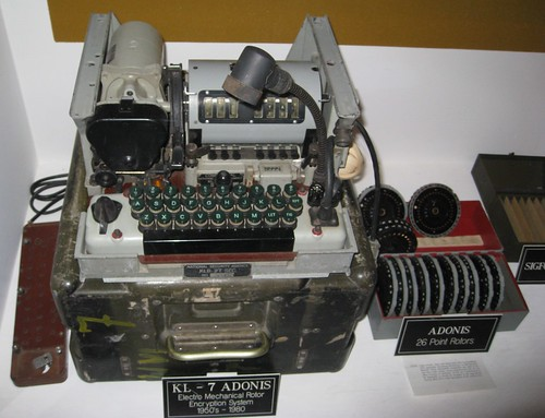 the enigma machine a cryptographic tool introduced in 1944 and used in ww2