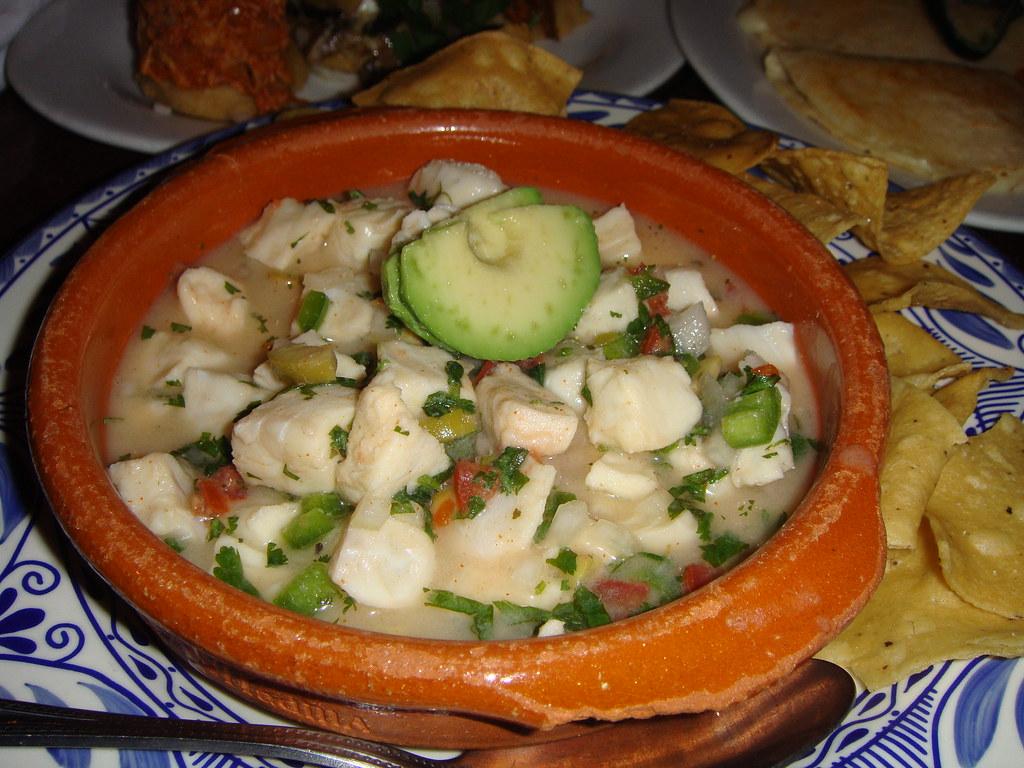 Ceviche Veracruzano