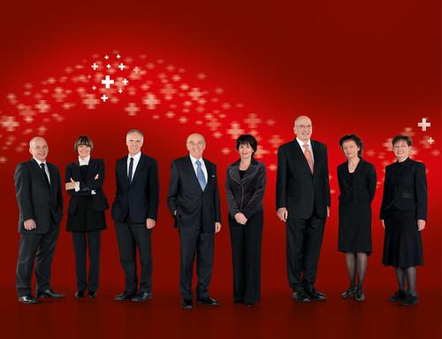 Conseil fédéral suisse