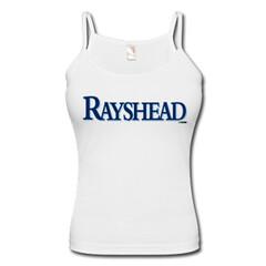 White Rayshead Tank