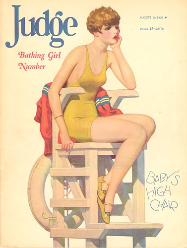 Judge magazine 1927