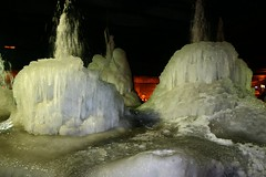 Waterfall of Ice (Reza-ir) Tags: ice water waterfall iran mashhad khorasan