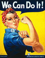 International Woman's Day We_Can_Do_It!