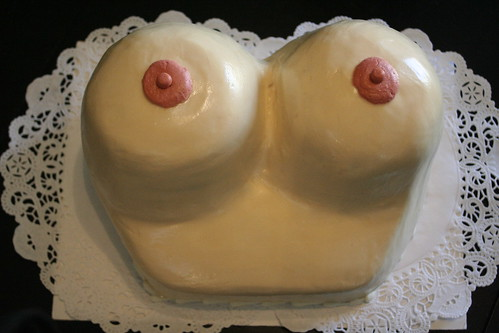 Pictures of boob cakes