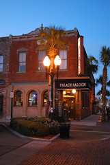 Palace Saloon, Fernandina Beach 082097