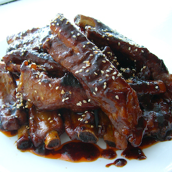 Chin Kiang Pork Ribs