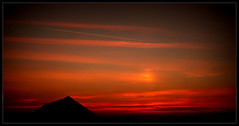 238 Black Pyramid (Nebojsa Mladjenovic) Tags: winter light sunset red sky sun mist france monochrome digital rouge outdoors lumix sleep burgundy hiver dream panasonic dreams bourgogne zima morvan fz50 otw yonne svetlost crveno sunce snovi abigfave anawesomeshot aplusphoto mladjenovic expressyourselfaward mygearandmepremium mygearandmebronze mygearandmesilver mygearandmegold mygearandmeplatinum