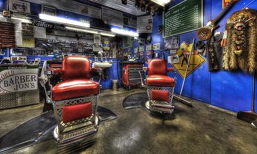 Barber Johns