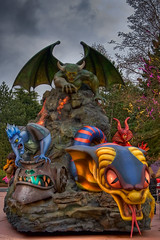 DLP Feb 2009 - Disney's Once Upon a Dream Parade (PeterPanFan) Tags: travel vacation france canon europe character parades disney parade characters fr disneylandparis 30d dlp maleficent disneylandresortparis disneycharacters marnelavalle canon30d canoneos30d disneyparades onceuponadream onceuponadreamparade disneysonceuponadreamparade disneyphotochallenge disneyphotochallengewinner jonfiedler greekgodoftheunderworld
