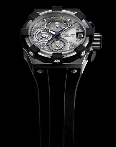 Stainless Steel Chronograph Model 0320006