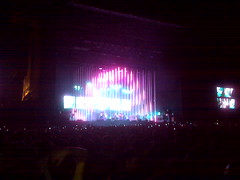 Finally Radiohead live! (MarioLonghi) Tags: show music rio de janeiro live police just karma radiohead fest