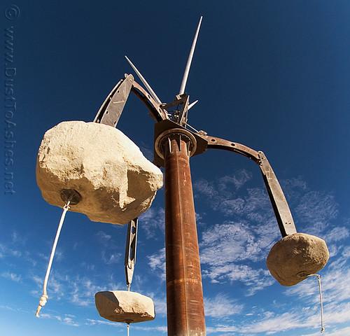 Burning Man 2005 Colossus by Zachary Cofin BM 05