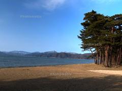 Lake Inawashiro.
