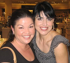 me and margie (_melika_) Tags: friends makeup class seminar nordstrom cosmetics southcoastplaza maccosmetics cosmeticscounter