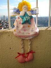 belinha_01 (pudim_de_pano) Tags: pano artesanato anjo costura