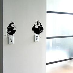 birds sticker vinyl wallart homedecoration roomdecor walldecal