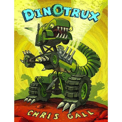 Review of the Day: Dinotrux by Chris Gall