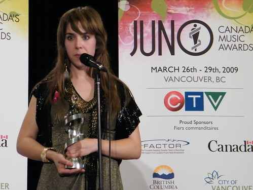 Adult Alternative Album of the Year - Serena Ryder