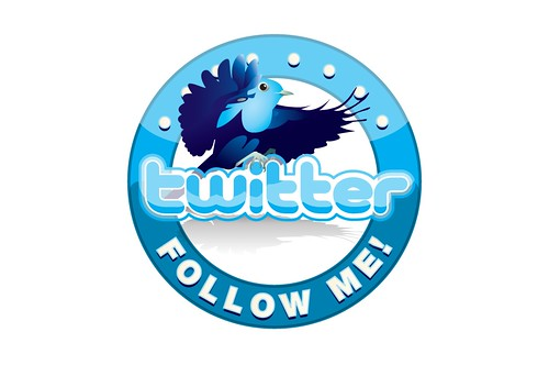 Twitter ?Follow Me? Logo by Paul Snelling, on Flickr