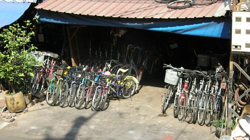 30.腳踏車出租店