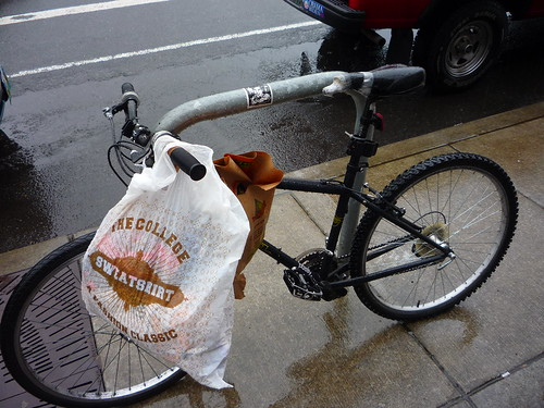 rain bicycle (library)