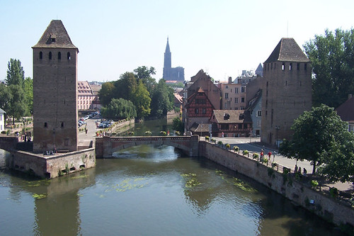Ponts Couverts - Strasbourg, France