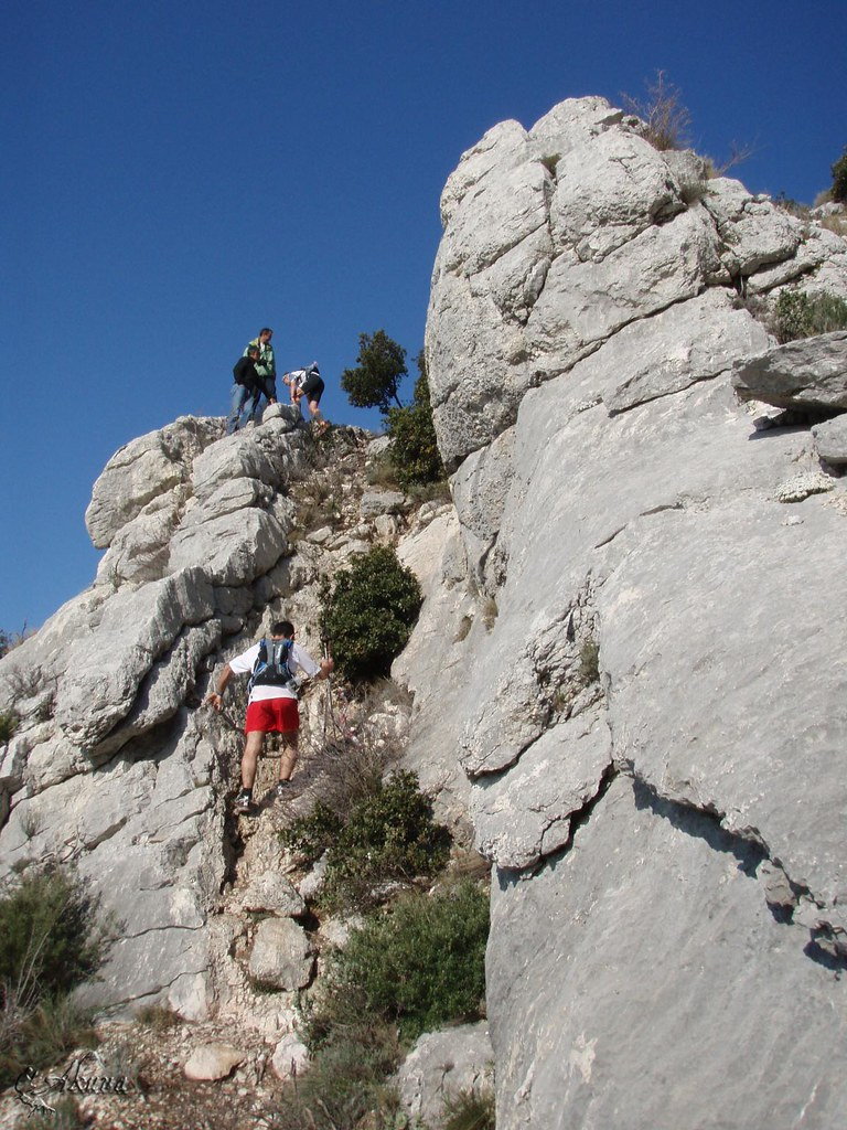 Trail Sainte Victoire 2009 (31)