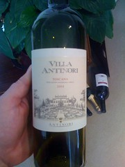 A remarkable 2004 Toscana from Villa Antinori