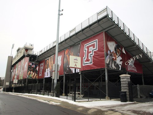 Jack Coffey Field, Fordham University, Rose Hill Campus, Bronx,