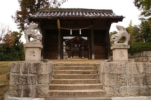 白山神社 #3
