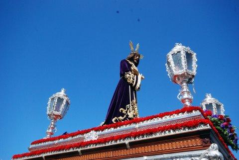 Jueves Santo 2009 Melilla 012