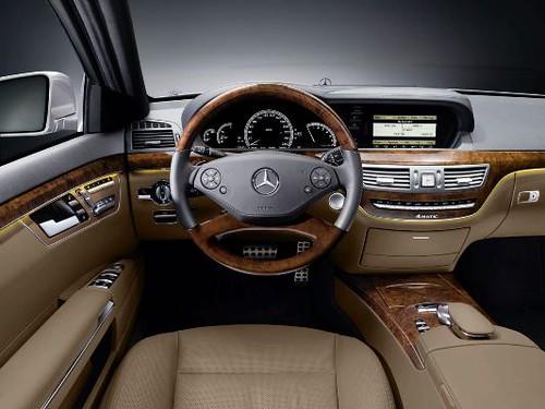 Mercedes Benz S600 Amg. Mercedes-Benz S-Class 2009
