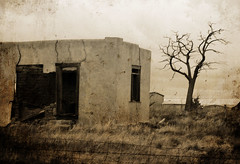 West of Stanley (nicholsphotos) Tags: newmexico abandoned rural decay adobe stanley ghostbones top20nm nicholsphotos