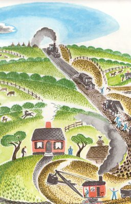 Top 100 Picture Books #32: The Little House by Virginia Lee Burton
