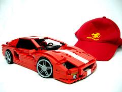 Ferrari F512M - Overall