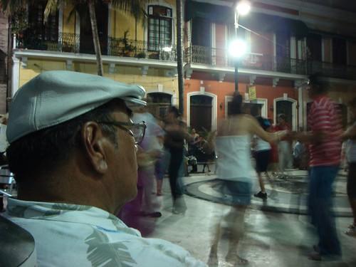 Joracho dance in Veracruz.