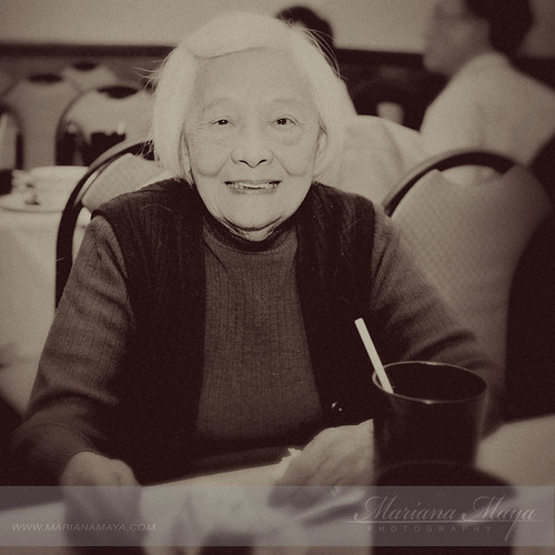 92!!!! she's awesome!