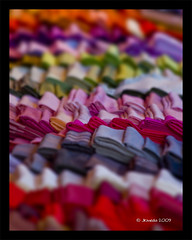 Colour-You choose (JKmedia) Tags: abstract colour dof market bokeh rows material cloth selling vending mywinners 15challengeswinner jkmedia canonos40d