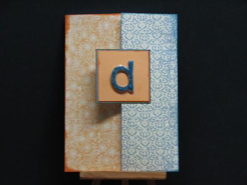 Monogram Cards010