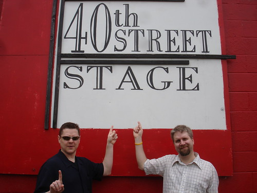 Bare at 40th Street Stage