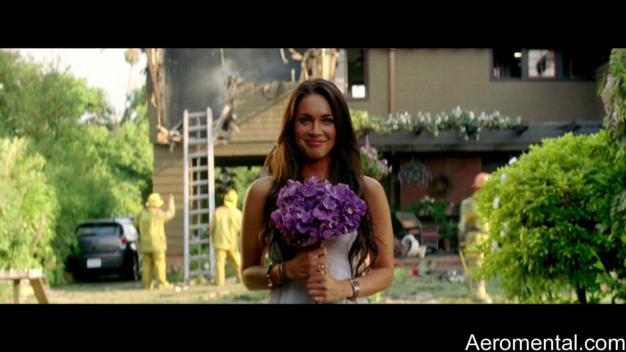 Transformers 2 Mikaela flores