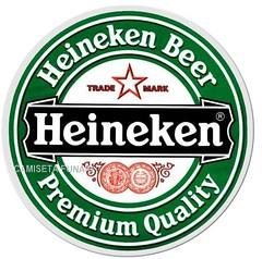 cerveja heineken logo redondo