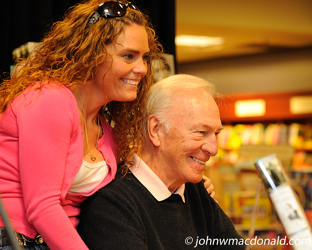Christopher Plummer & Tracy