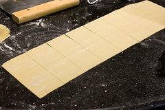 Square-Cut Pasta Dough
