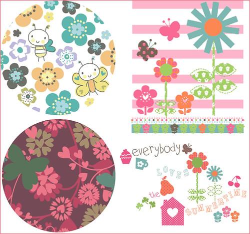 Jillian Phillips Surface Pattern