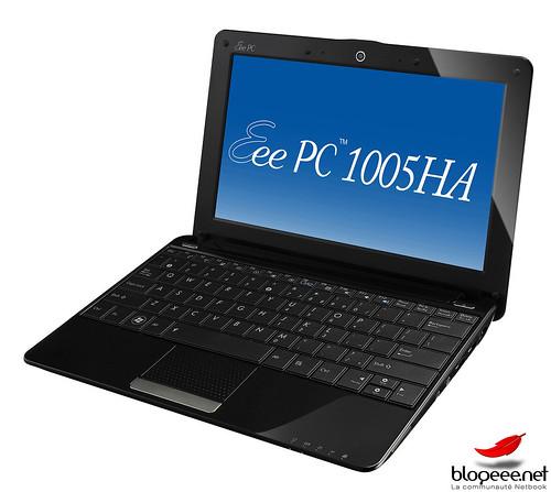 ASUS Eee PC 1005HA-M, ASUS Eee PC 1005HA-H