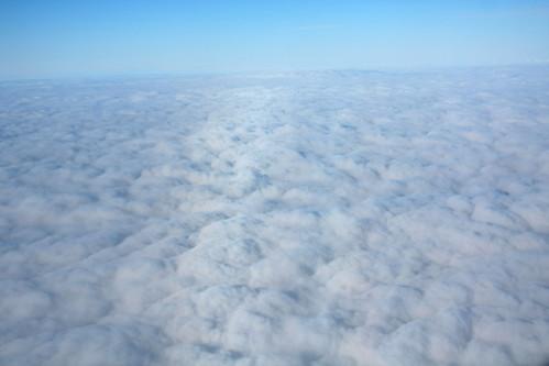 Vattacukor felhők