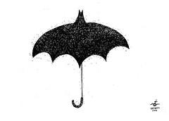 Batbrella iphone 3g haha